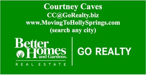 Go Realty Courtney Caves