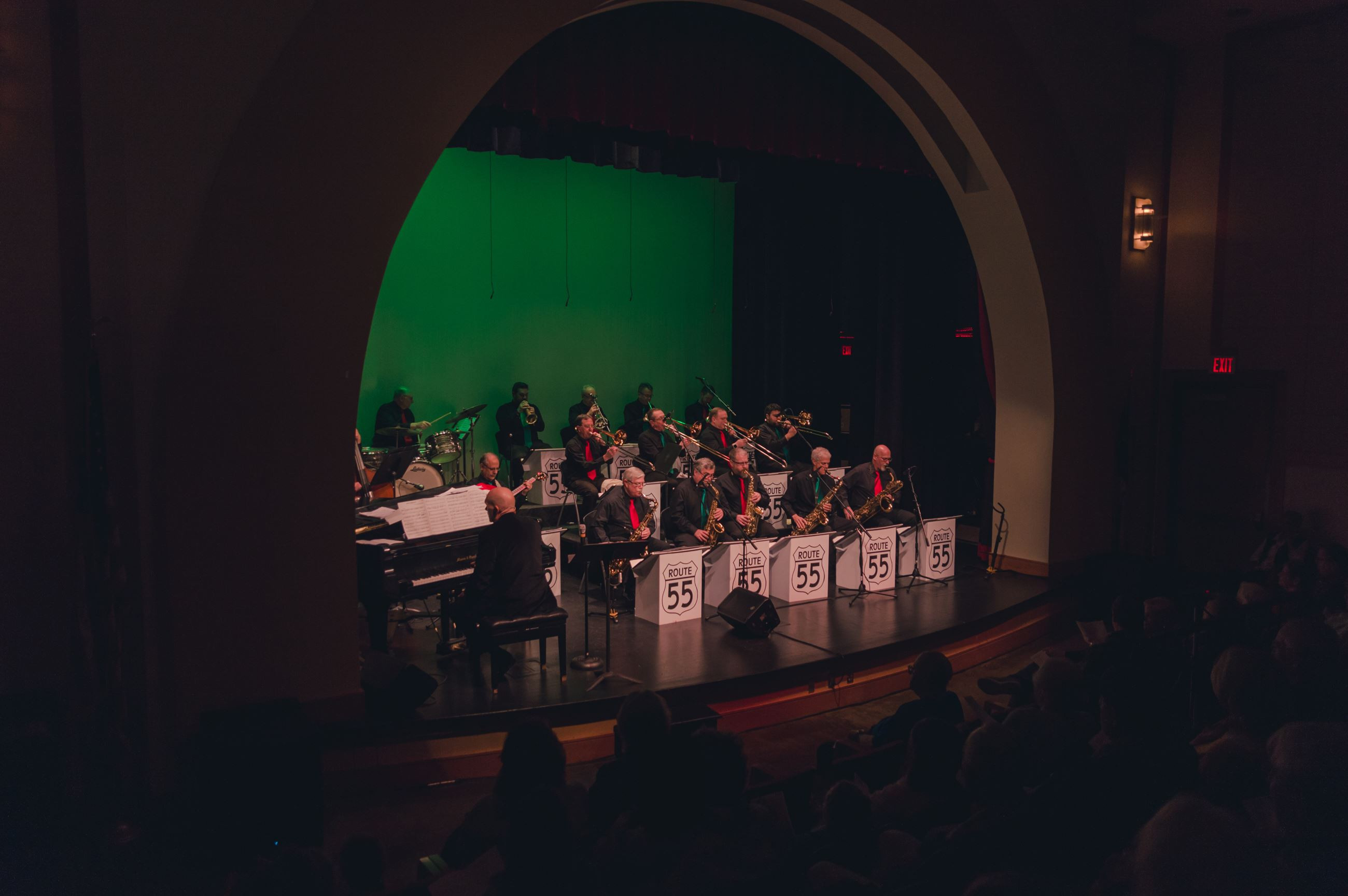Route 55 Jazz Orchestra