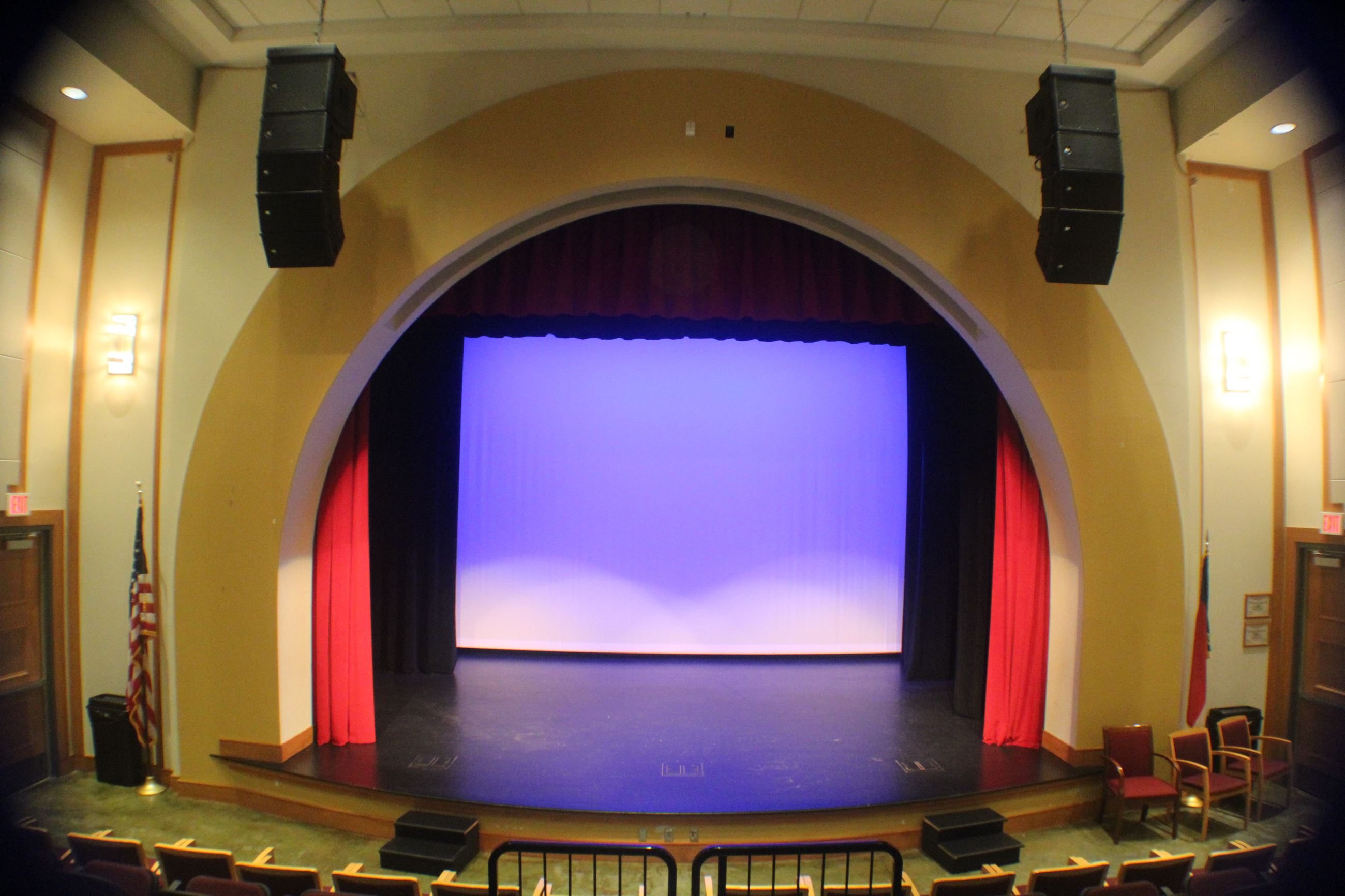 Theater Stage