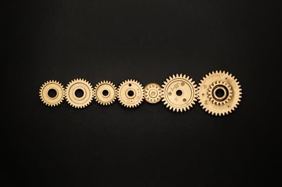 gears to embody work and industry