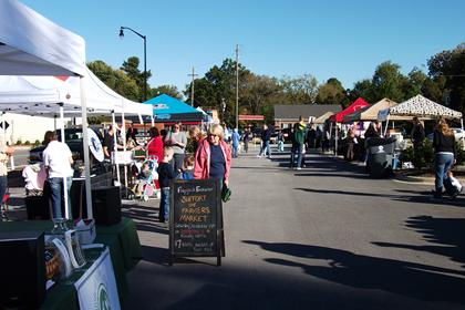 Holly Springs Farmers Market
